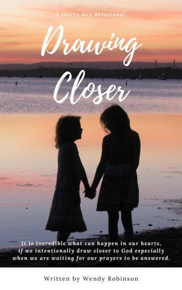 Drawing Closer to God by Wendy Robinson